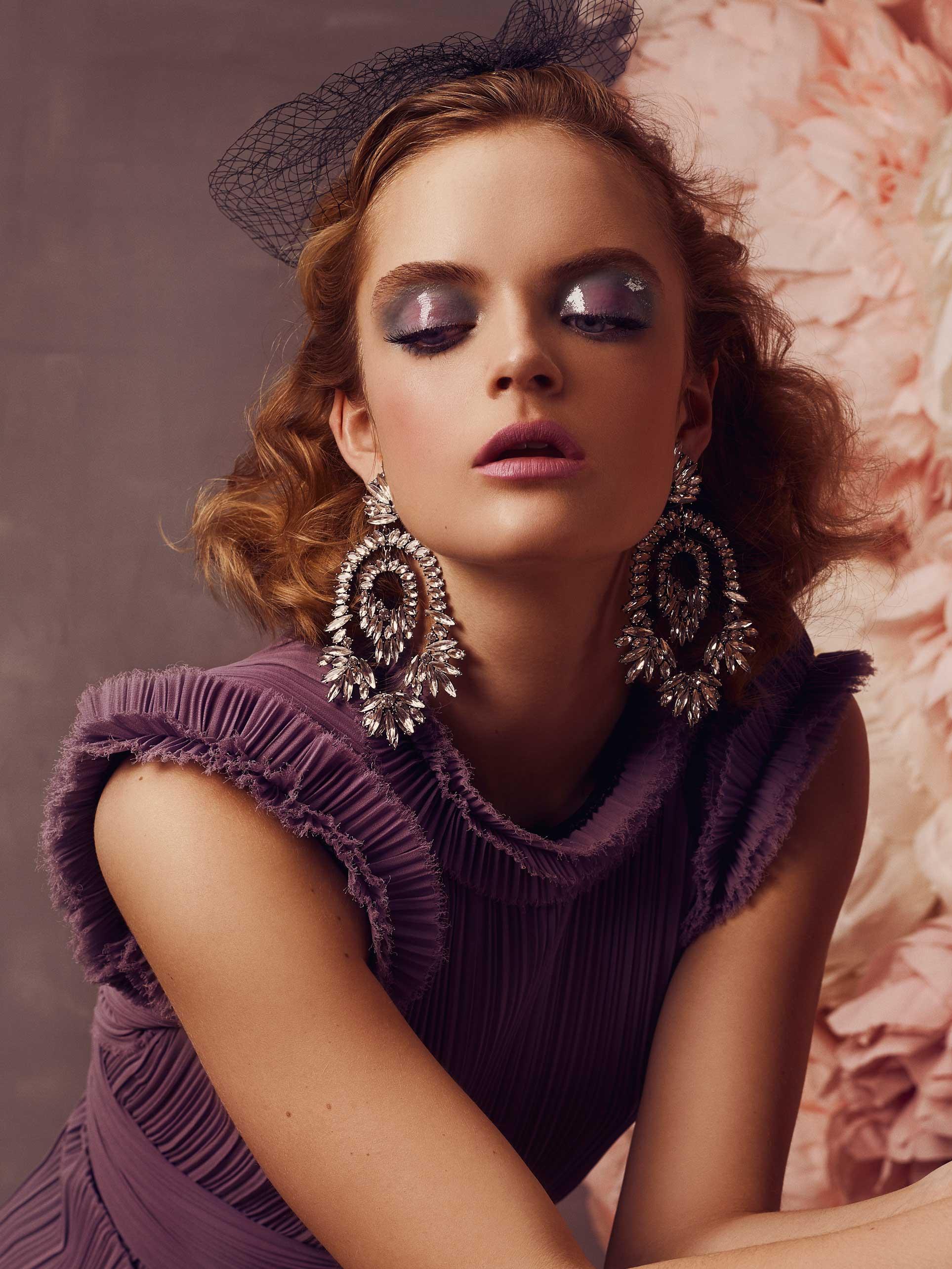 Fashion collection photographer Marie Saint-Pierre Montreal designer