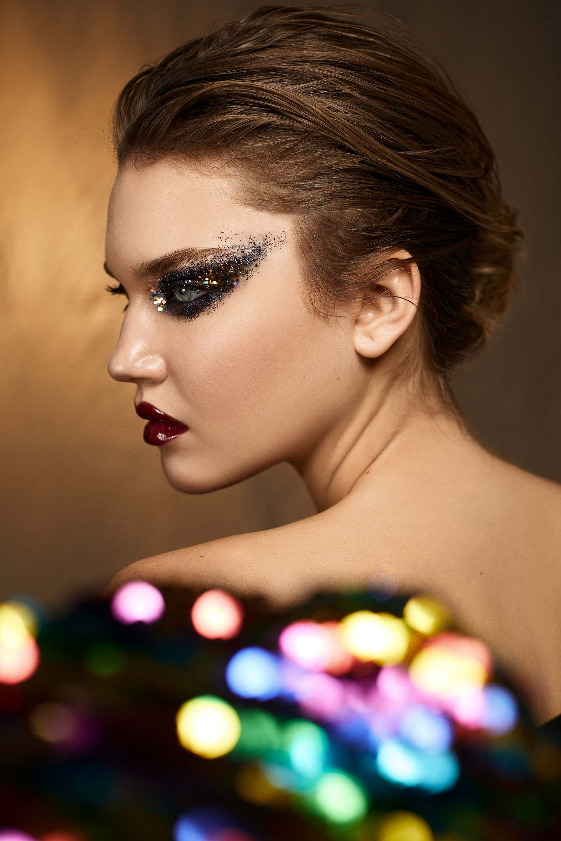 Dariane Sanche professional commercial photographer product photographer and cosmetic image and beauty makeup