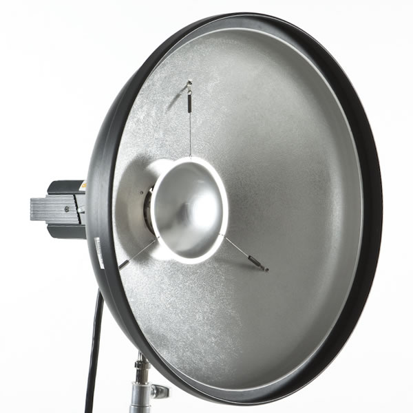 Broncolor beauty Dish argent