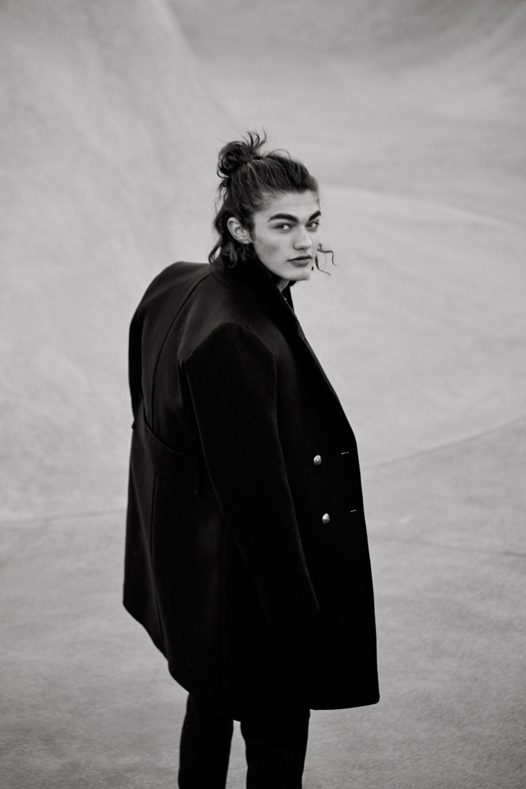 DS Sanchez Photographie style edgy noir et blanc à Montréal