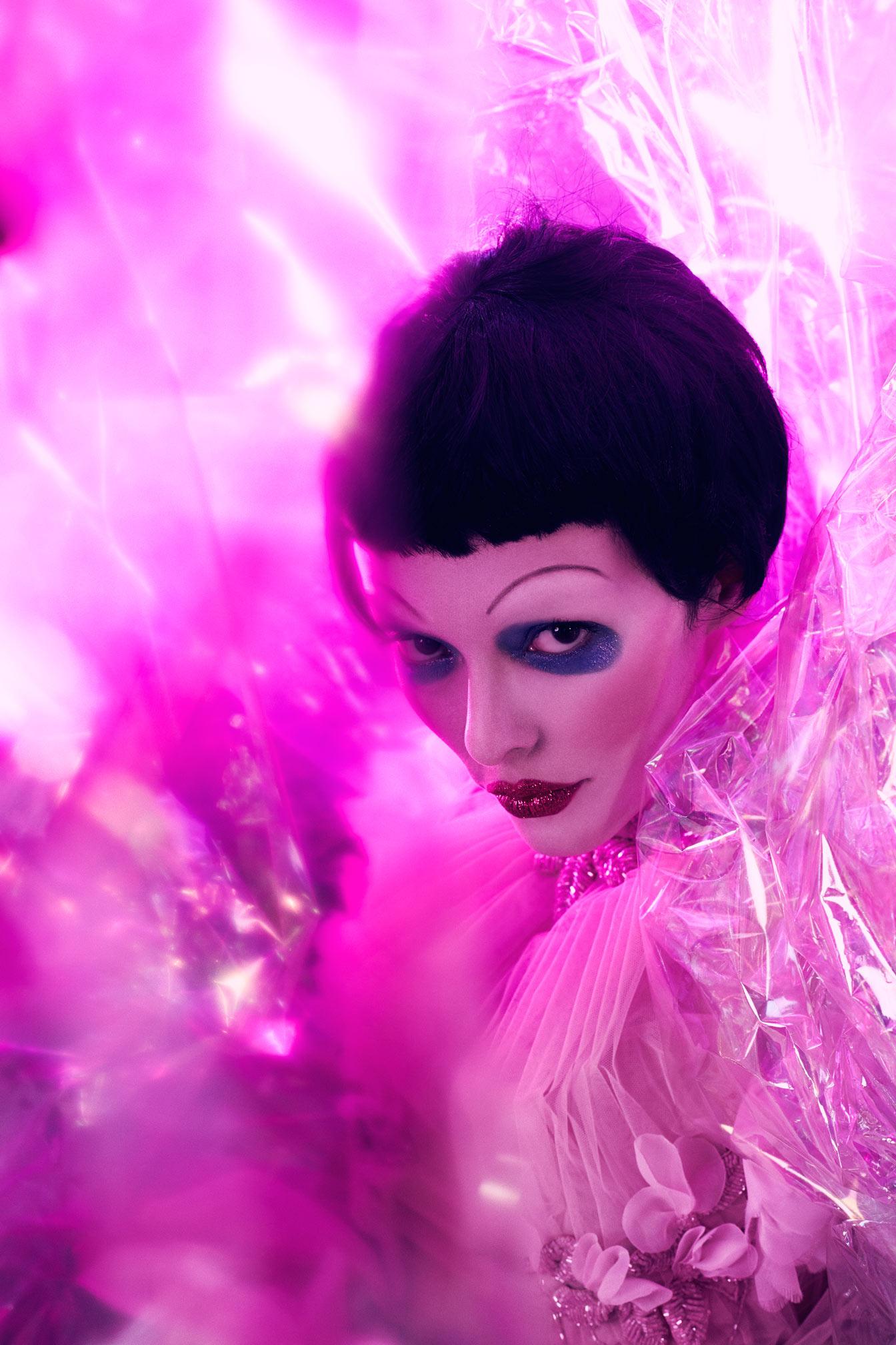 Montreal photographie artistique théâtre et cirque