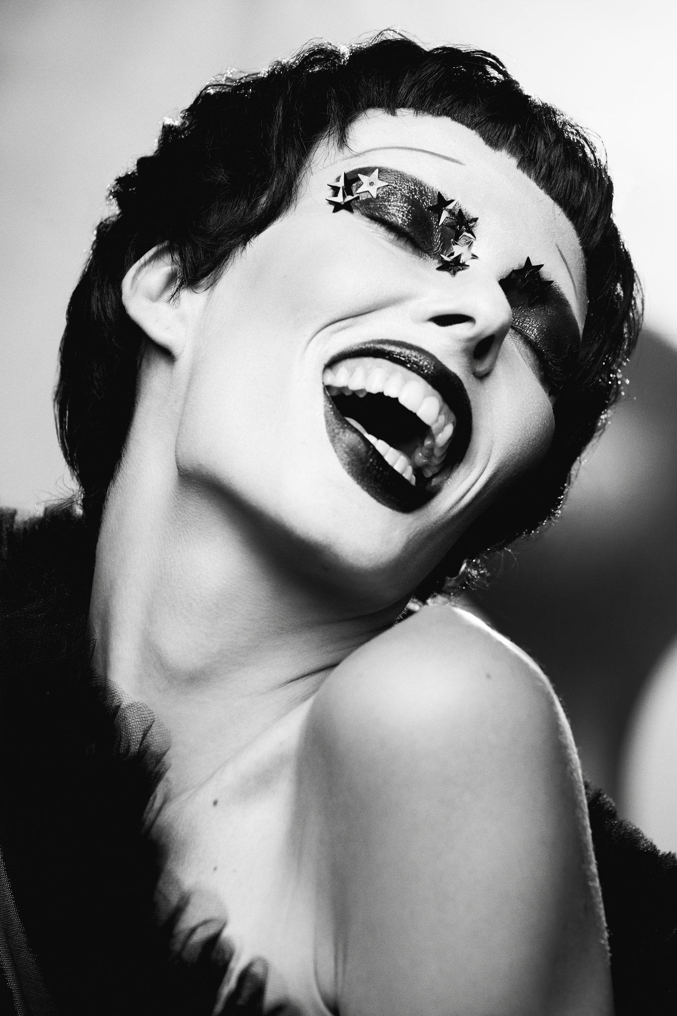 Mtl photographe portrait noir et blanc classique