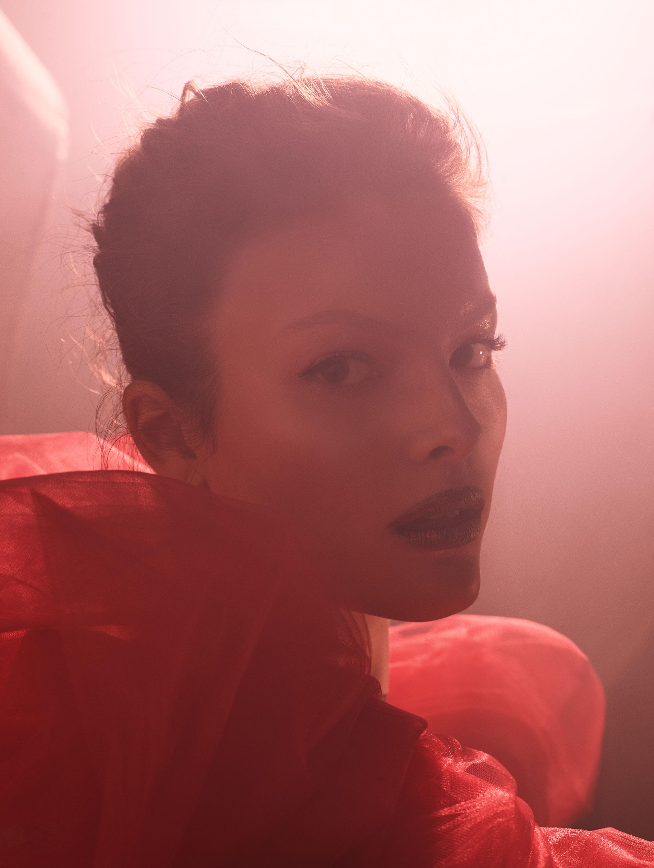 Wiwa_Blue_Fashion designer_lookbook_robe_Photographie-par DS-Sanchez