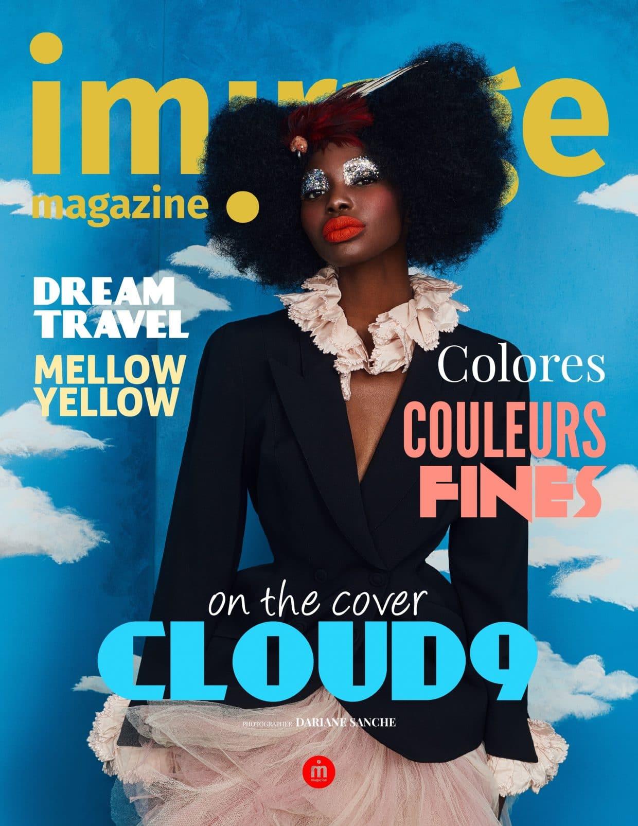 Cover photo for Imirage Magazine